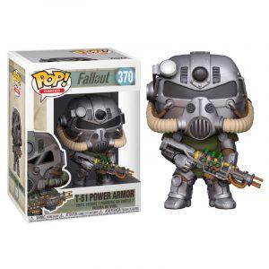 Funko Pop! T-51 Power Armor [Fallout]
