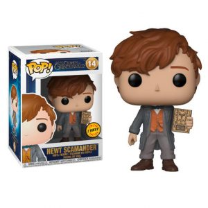 Funko Pop! Newt Scamander [Animales Fantásticos 2] Chase
