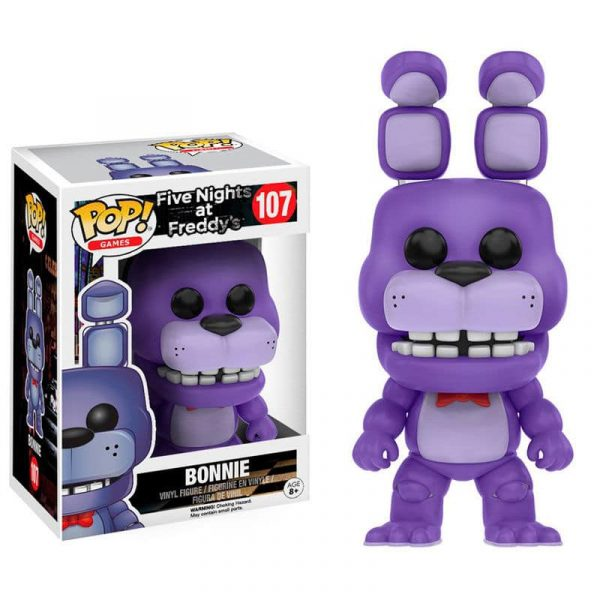 Figura POP Five Nights At Freddy's Bonnie