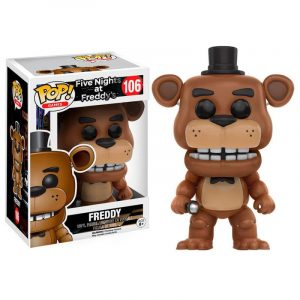Funko Pop! Five Nights At Freddy's Freddy
