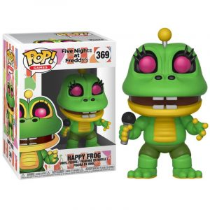 Funko Pop! Five Nights al Freddys 6 Pizza Sim Happy Frog