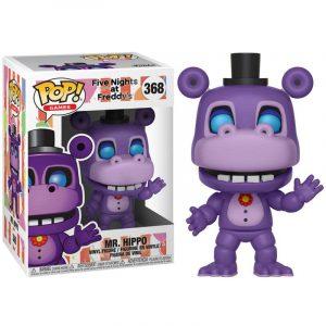 Funko Pop! Five Nights al Freddys 6 Pizza Sim Mr. Hippo