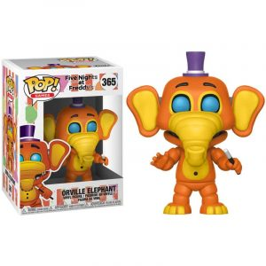 Funko Pop! Five Nights al Freddys 6 Pizza Sim Orville Elephant