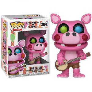 Funko Pop! Five Nights al Freddys 6 Pizza Sim Pigpatch