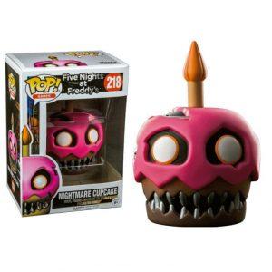 Funko Pop! Five Nights at Freddy's Nightmare Cupcake Exclusivo