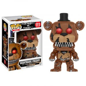 Funko Pop! Five Nights at Freddys Nightmare Freddy
