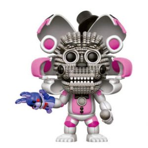 Funko Pop! Five Nights at Freddy's Sister Location Funtime Freddy Chase