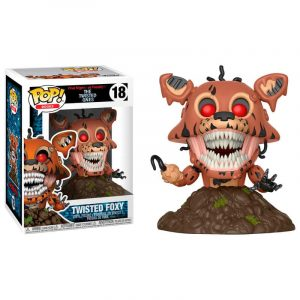 Funko Pop! Five Nights at Freddys Twisted Foxy