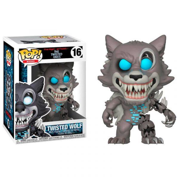 Figura POP Five Nights at Freddys Twisted Wolf