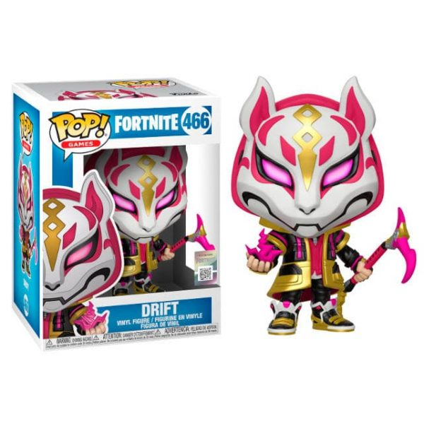 Figura POP Fortnite Drift