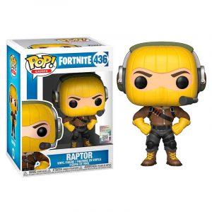 Funko Pop! Raptor (Fortnite)