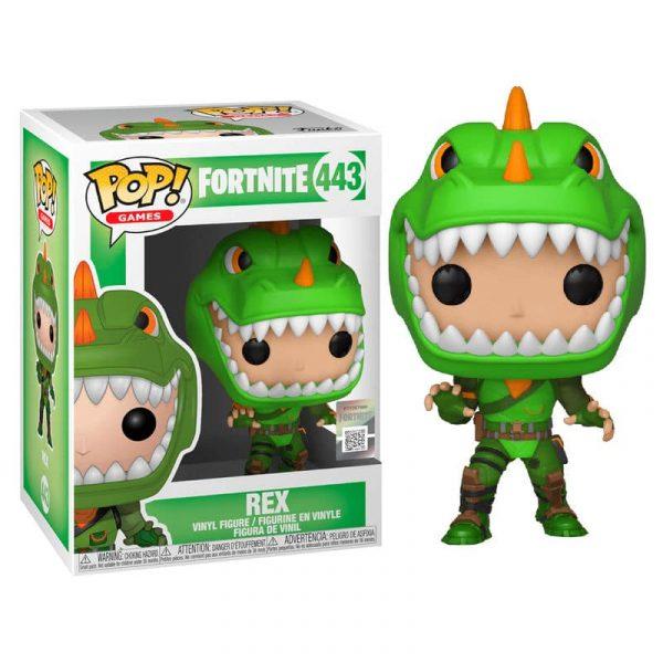 Figura POP Fortnite Rex