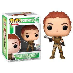 Funko Pop! Tower Recon Specialist [Fortnite]
