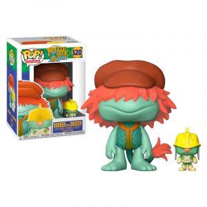 Funko Pop! Fraggle Rock Boober with Doozer