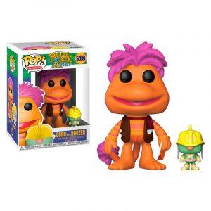Funko Pop! Fraggle Rock Gobo with Doozer