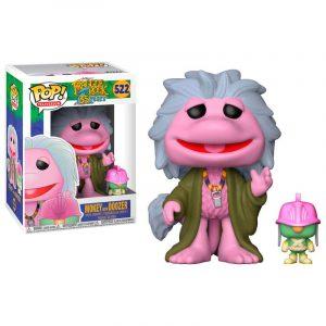 Funko Pop! Fraggle Rock Mokey with Doozer