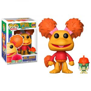 Funko Pop! Fraggle Rock Red with Doozer