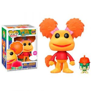 Funko Pop! Fraggle Rock Red with Doozer Flocked Exclusivo