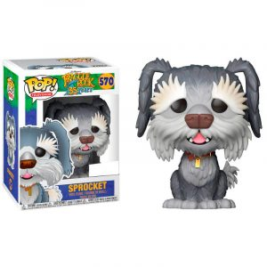 Funko Pop! Fraggle Rock Sprocket Exclusivo