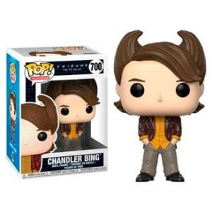 Funko Pop! Chandler Bing (80's Hair) [Friends]