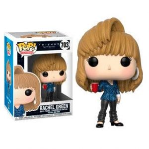 Funko Pop! Rachel Green (80's Hair) [Friends]