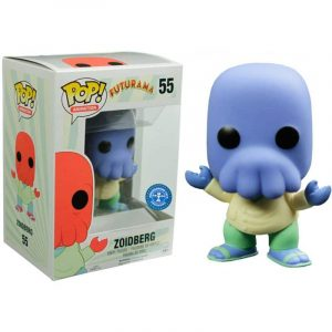 Funko Pop! Zoidberg Exclusivo [Futurama]