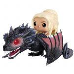 Funko Pop! Daenerys & Drogon [Juego de Tronos] 1