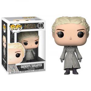 Funko Pop! Daenerys (Abrigo blanco) (Juego de Tronos)