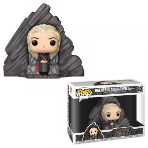 Funko Pop! Daenerys (En Rocadragón) [Juego de Tronos]