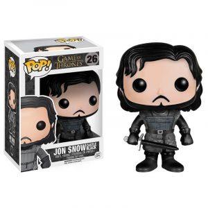 Funko Pop! Jon Snow (Castillo negro) [Juego de Tronos]