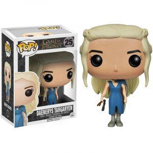 Funko Pop! Mhysa Daenerys (Vestido azul) (Juego de Tronos)