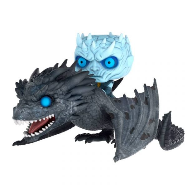 Figura POP Game of Thrones Night King on Dragon 15cm