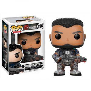 Funko Pop! Dominic Santiago [Gears of War]