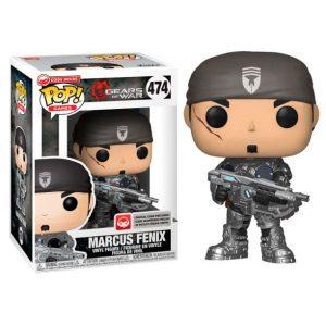 Funko Pop! Marcus Fenix [Gears of War]