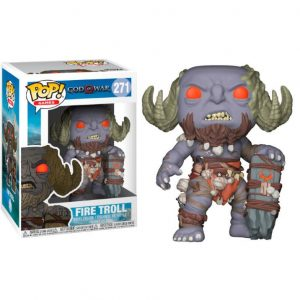Funko Pop! God of War Fire Troll