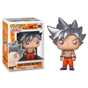 Funko Pop! Goku (Ultra Instinct) [Dragon Ball Z]