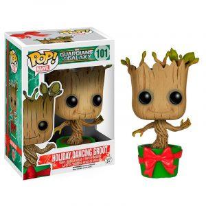 Funko Pop! Holiday Dancing Groot [Guardianes de la Galaxia]