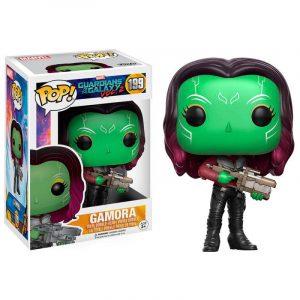 Funko Pop! Gamora (Con arma) [Guardianes de la Galaxia]