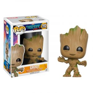 Funko Pop! Groot (Guardianes de la Galaxia)