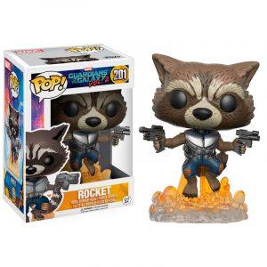 Funko Pop! Rocket [Guardianes de la Galaxia]