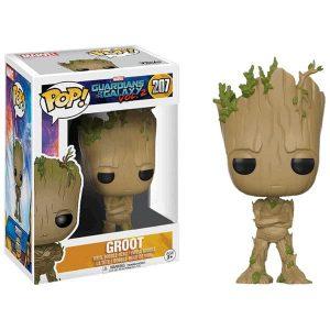 Funko Pop! Groot [Guardianes de la Galaxia] Exclusivo