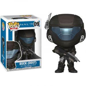Funko Pop! Orbital Drop Shock Trooper Buck Helmeted [Halo]