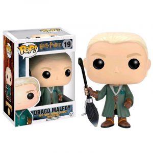 Funko Pop! Draco Malfoy (Quidditch) [Harry Potter] Exclusivo