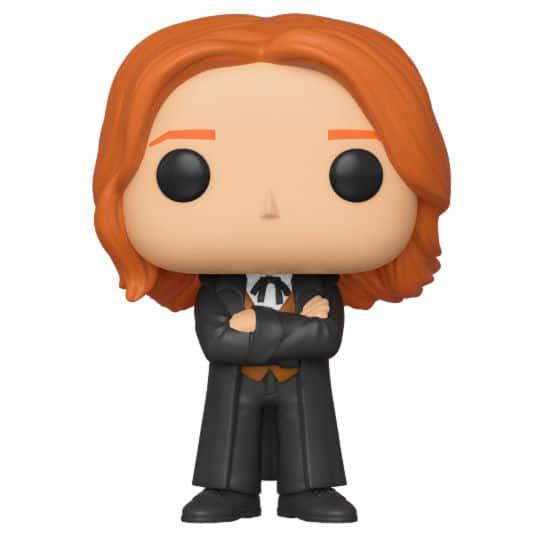 Figura POP Harry Potter George Weasley Yule