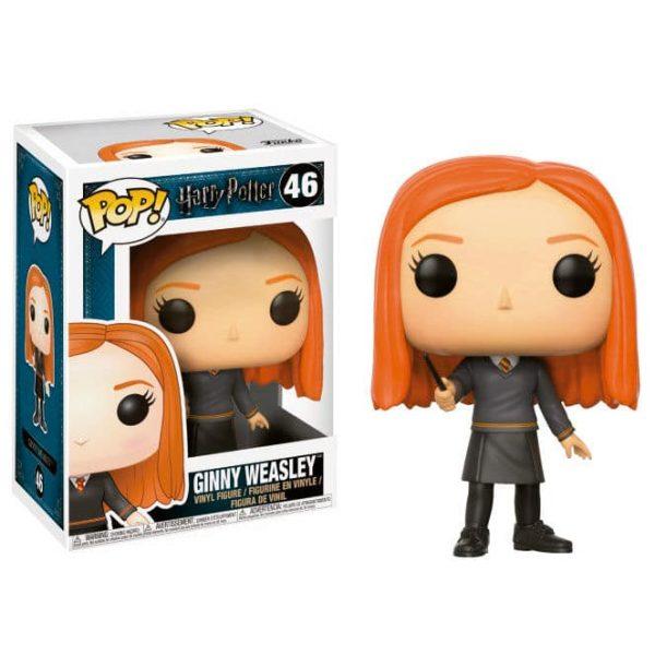 Figura POP Harry Potter Ginny Weasley