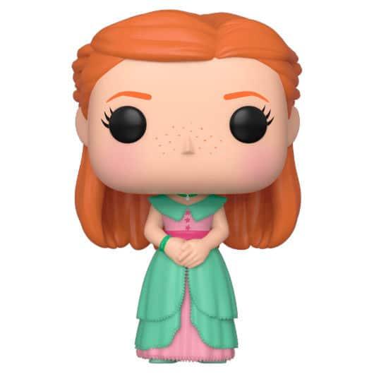 Figura POP Harry Potter Ginny Weasly Yule