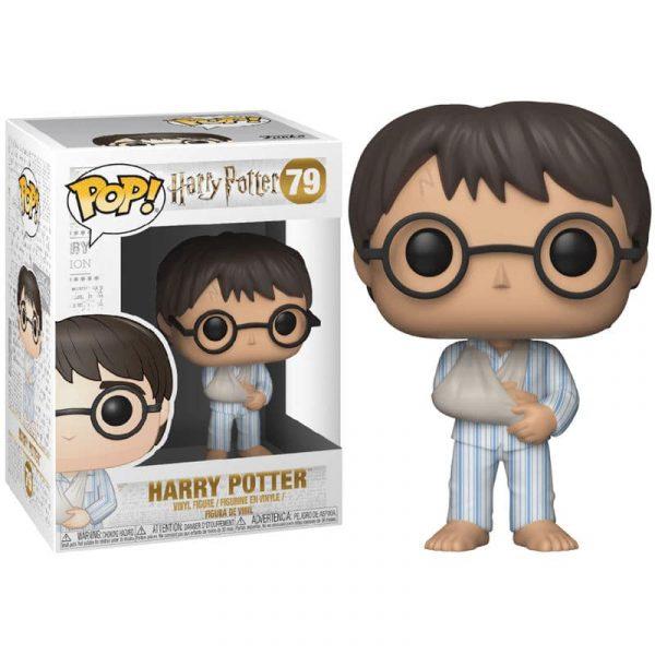 Figura POP Harry Potter Harry in pyjamas