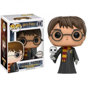 Funko Pop! Harry (Con Hedwig) [Harry Potter] Exclusivo