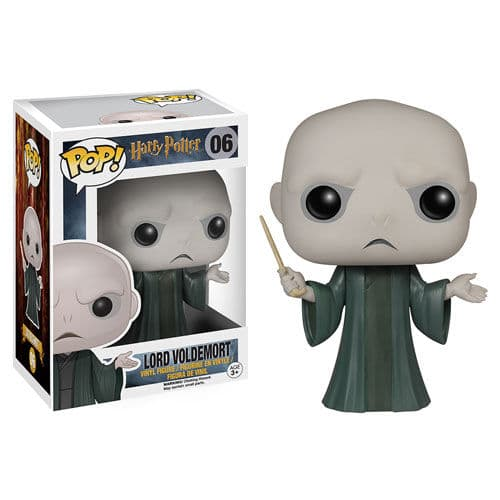 Figura POP Harry Potter Lord Voldemort