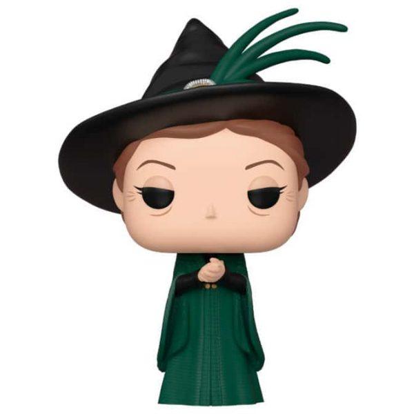 Figura POP Harry Potter Minerva McGonagall Yule